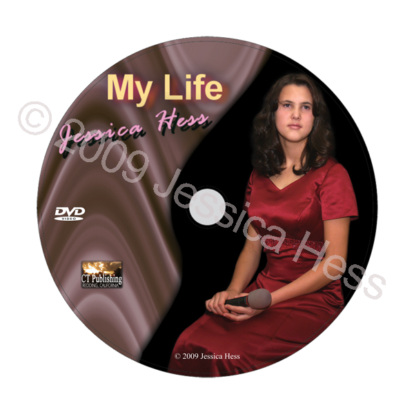 My Life DVD Lable